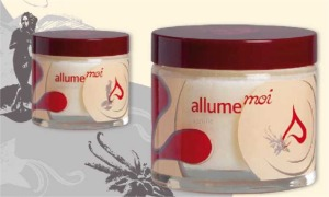 Allume MAssage Candle